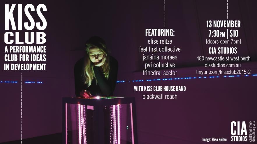 Kiss Club November 2015 e-flyer